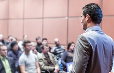 Conferencia oratoria: presentación eficaz