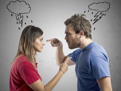 5 pasos para acabar las peleas