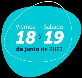 Viernes 18 y Sábado 19 de junio de 2021
