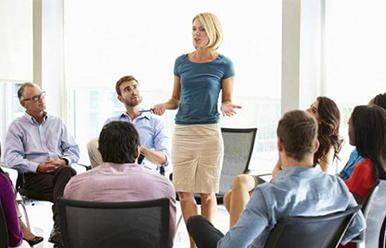 Programa virtual: Discurso empresarial, crea tu pitch de negocio