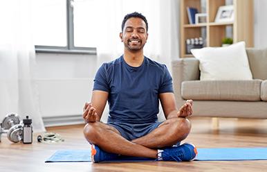 Meditación y equilibrio para emprendedores
