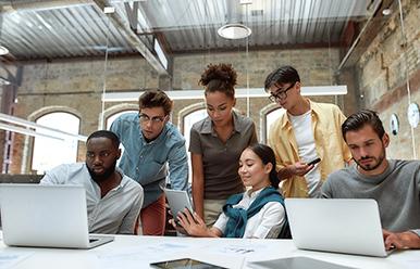 Creando ideas y empresas disruptivas