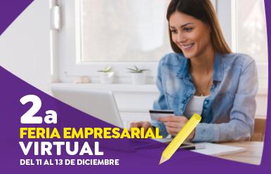 Segunda Feria Virtual Empresarial