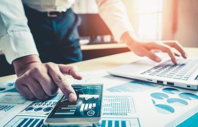 Conferencia virtual: inteligencia financiera