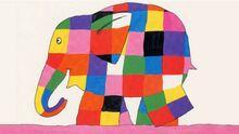 Teatro de sombras. Cuento: Elmer el Elefante (Club Pinitos)
