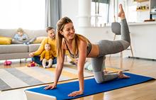 Mueva y reta tu cuerpo: Smartfit pilates