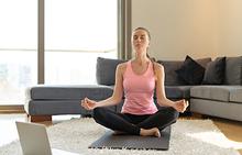 Live: yoga