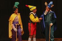 Obra de teatro infantil: Pinocho