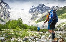 Conferencia para caminantes: Comodidad en ambientes naturales