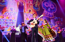 Musical: Recuérdame, una historia mexicana
