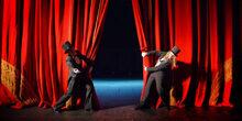 Obra de Teatro: Tome pa´ que Lleve