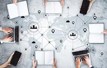 Conferencia virtual: manejo de redes sociales empresariales