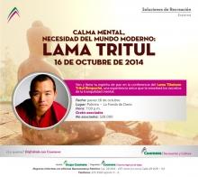 Conferencia Lama Palmira