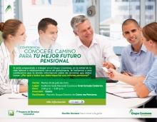 conferencia REFORMA PENSIONAL