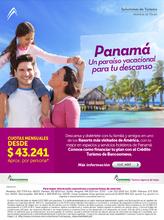 Salida Panama