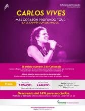 Carlos Vives Bogotá