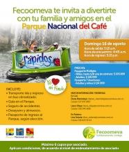 Emailing Parque del Café