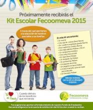 Emailing kit escolar 2015