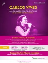 Carlos Vives Villavicencio