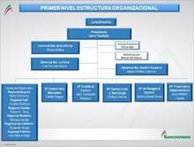 Estructura Bancoomeva