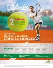 Torneo Tenis Club Los Andes