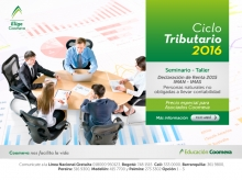 Ciclo tributario seminario III