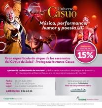 Evento Casuo