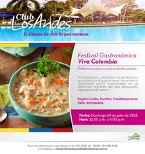 Festival Gastronomico Colombiano