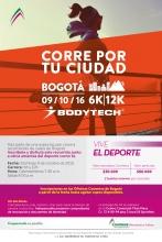 Carrera Body Tech Bogotá
