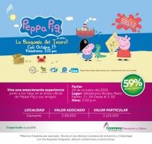 Peppa Pig Cali
