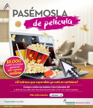 Mailing-Cine-Colombia-Online