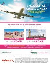 Buenos Aires y Londres 4 de nov