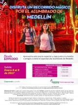 Cali a Medellín