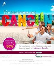 Cancun 50% Hoteles
