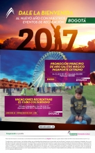 Bogota_Inicia el 2017 _12ENERO