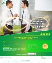 conferencia 7 habitos de la gente Bogota