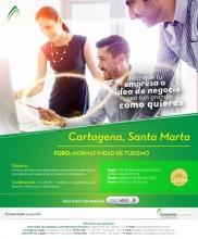 normatividad de turismo Cartagena-Santa-Marta
