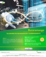 taller practico de innovación y emprendimiento Bucaramanga