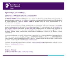 COMUNICADO_CHRISTUS_30JUNIO