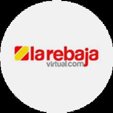 53253 Logo La Rebaja - Gris