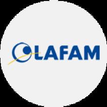 53253 Logo Lafam - Gris