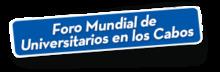 53458 Foro Mundial de Universitarios en los Cabos