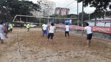 Ganadores Volley playa