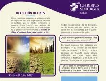 REFLEXION DEL MES OCTUBRE_SINERGIA