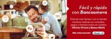 Canales virtuales Bancoomeva