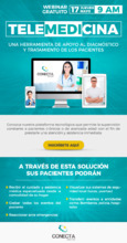 Webminar Conecta Salud May17-18