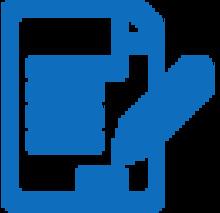 56390 MP - Lupa Azul - Radicación