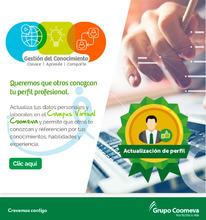 Emailing 1 actualización perfil Campus Virtual