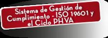 56632 Sistema de Gestión de Cumplimiento – ISO 19601 - Cambio