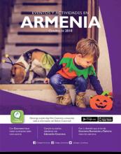 Armenia Octubre 2018